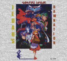 Vampire Savior - Jedah's Damnation by JustSaiyanPaul