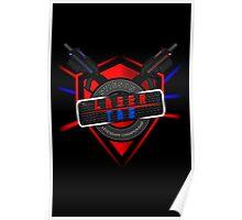 Stinson Legendary Laser Tag Championship Poster