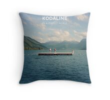 Kodaline Album Cover (In A Perfect World) Throw Pillow