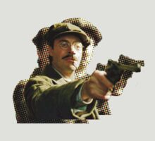 Richard Harrow from Boardwalk Empire by Omar Alshammari