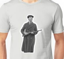 Richard Harrow from Boardwalk Empire (PLAIN) Unisex T-Shirt