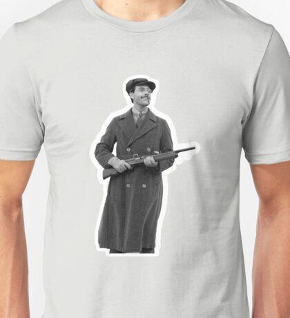 Richard Harrow from Boardwalk Empire (PLAIN) Unisex T-Shirt