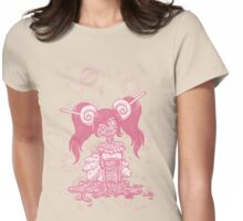 Cookie Dough Womens Fitted T-Shirt