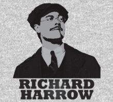 Richard Harrow from Boardwalk Empire (3) by Omar S.