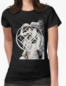 We Exist Womens Fitted T-Shirt