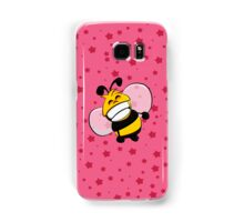 Smily Bee Samsung Galaxy Case/Skin