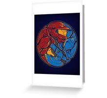 The Tao of RvB Greeting Card