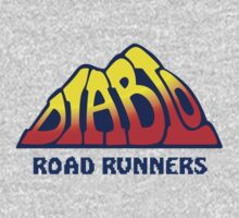 Diablo Road Runners Foo Fighters by rbrayzer