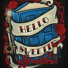 Hello Sweetie - Print by TrulyEpic