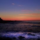 "Dawn ""Bronte Beach"" NSW Australia by Toni McPherson"