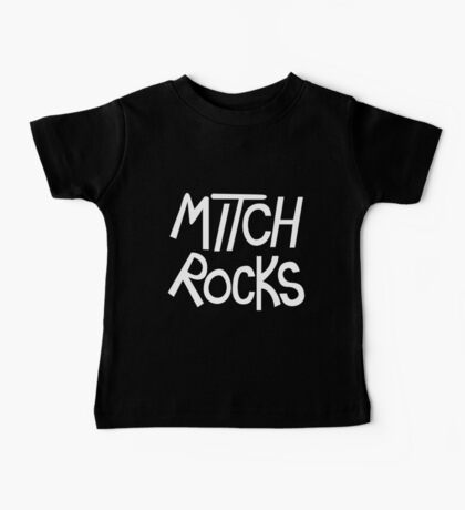 MITCH ROCKS - Powerpuff Girls Baby Tee