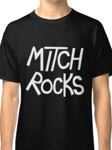 MITCH ROCKS - Powerpuff Girls Classic T-Shirt