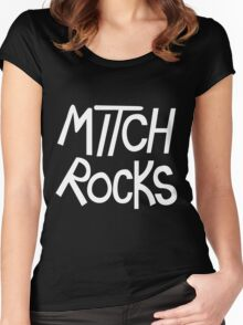 MITCH ROCKS - Powerpuff Girls Women's Fitted Scoop T-Shirt