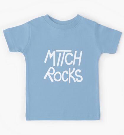 MITCH ROCKS - Powerpuff Girls Kids Tee
