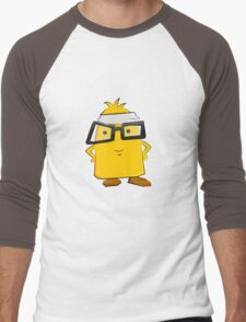 Math Boy Men's Baseball ¾ T-Shirt