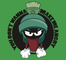 Marvin The Martian by rbrayzer