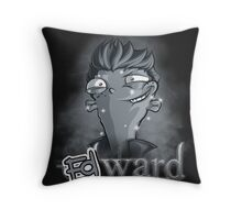 Team Buttered Toast - Print Throw Pillow