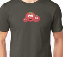 Three Tomatos Unisex T-Shirt