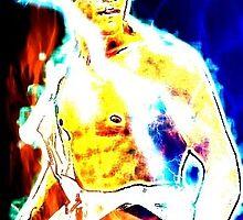 Bruce Lee by Sheldon  Lee