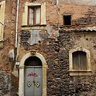 Dilapidated House Catania by Francis Drake