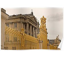 Versailles's Inner Gate © Poster