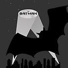 I'm Batman - Arkham Skyline by Vendetta17