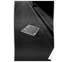 2013 Firenze shadows Poster