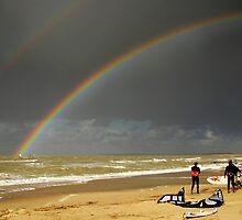 Rainbow... by Adri  Padmos