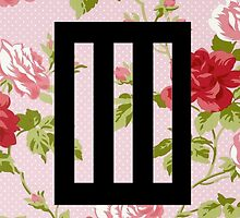 PARAMORE FLORAL by georgina edwards
