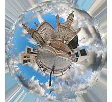 Liverpool 360 Circular Photographic Print