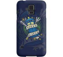 Timey Wimey - Iphone Case #1 Samsung Galaxy Case/Skin