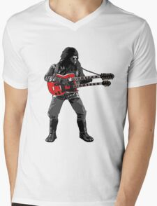 planet rock.. Mens V-Neck T-Shirt