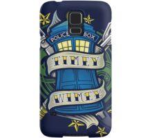 Timey Wimey - Iphone Case #2 Samsung Galaxy Case/Skin