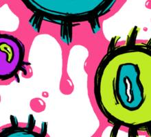 Bubblegum Eyes - Full Set Sticker