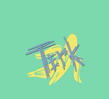 Terk Symbol & Signature by kferreryo