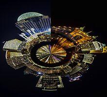Cincinnati - A World Apart by Cathy Donohoue