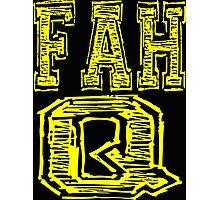 Fah Q Photographic Print