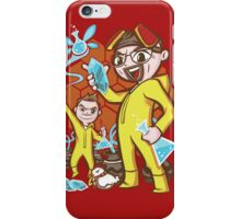 The Legend of Heisenberg - Iphone Case #2 iPhone Case/Skin