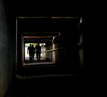 Zombie infested underpass by rgrayling