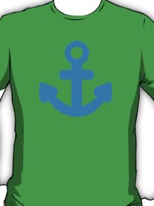 Anchor ship boat T-Shirt