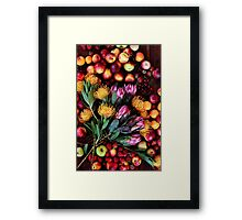Welcome to the Western Cape  : )  Framed Print