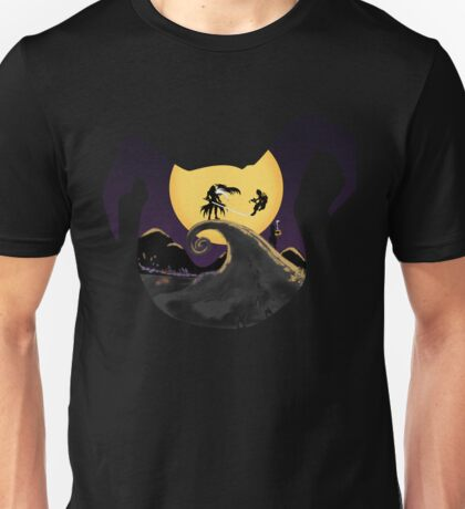Kingdom Hearts - The Confrontation Unisex T-Shirt
