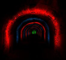 29.11.2013: In the Tunnel II by Petri Volanen