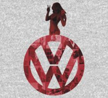 VW Girl by seazerka