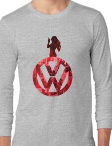 VW Girl Long Sleeve T-Shirt