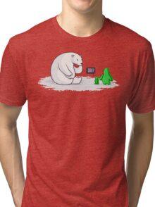 My gummy son Tri-blend T-Shirt