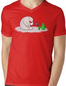 My gummy son Mens V-Neck T-Shirt