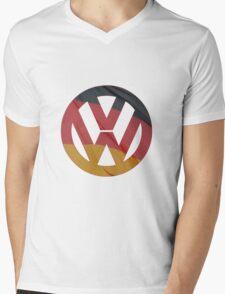VW GTA Mens V-Neck T-Shirt