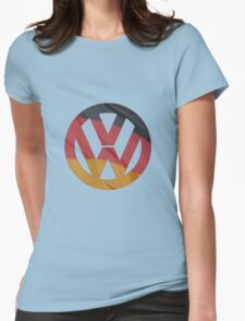 VW GTA Womens Fitted T-Shirt