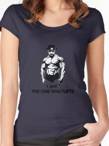 Heisenbicep Women's Fitted Scoop T-Shirt